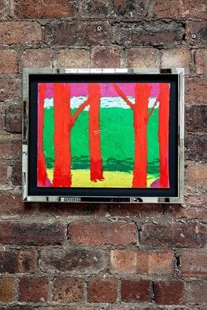 BLUEGRASS by Spencer Sweeney contemporary artwork