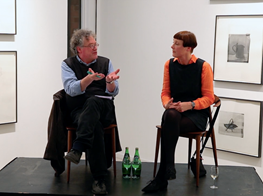 Cornelia Parker in conversation with Jonathan Watkins