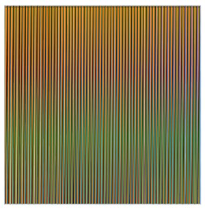 Physichromie 2573 by Carlos Cruz-Diez contemporary artwork