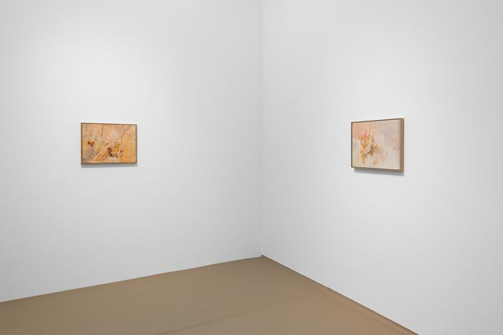 Exhibition view: Octav Grigorescu, LORA TAU and other stories, Galeria Plan B, Berlin (3 July–1 August 2020). Courtesy Galeria Plan B.