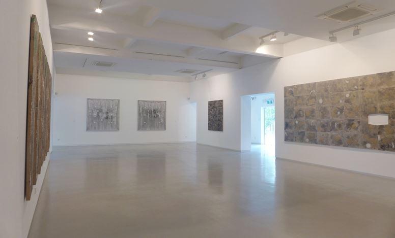 Exhibition view: Antonio Puri, Sundaram Tagore Gallery, Singapore (22 September–29 October 2017). Courtesy Sundaram Tagore Gallery.