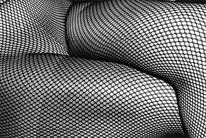 """How to Create a Beautiful Picture 6: Tights in Shimotakaido"" by Daido Moriyama contemporary artwork"