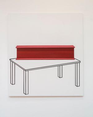 (RSJ & Tbl) by Alan Kane contemporary artwork painting