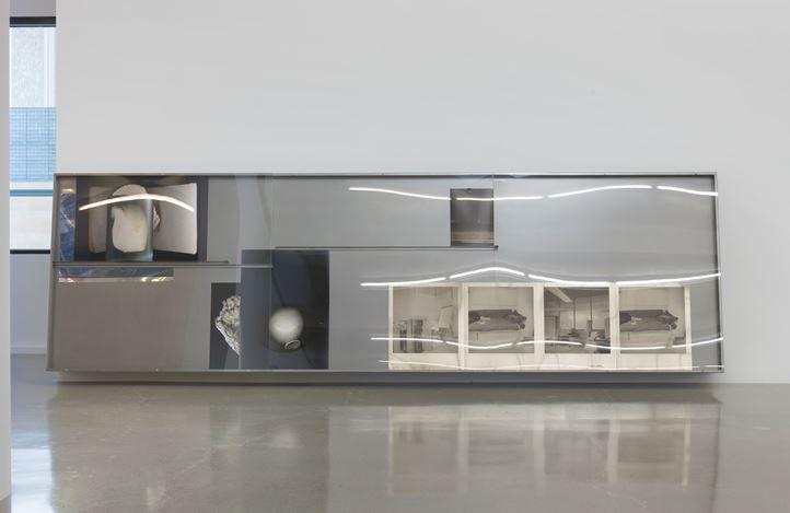 Exhibition view: Thea Djordjadze, if I were an early person, Sprüth Magers, Los Angeles (9 April–1 June 2019). Courtesy Sprüth Magers.