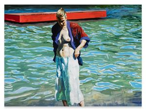 Complications From an Already Unfulfilled Life by Eric Fischl contemporary artwork