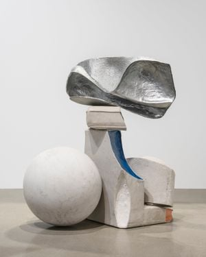 The Wasteland (Sculpture I) by Liu Wei contemporary artwork