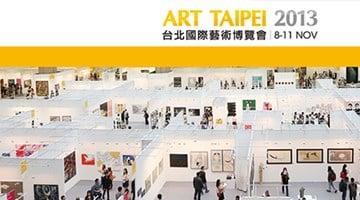 Contemporary art exhibition, Art Taipei 2013 at de Sarthe, Hong Kong