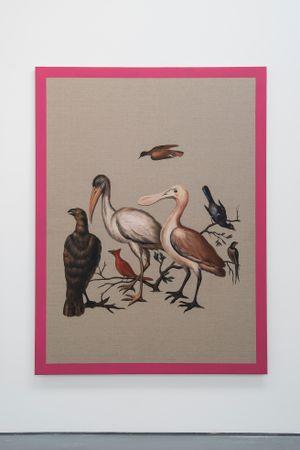 Sample of American birds I by Gabriela Bettini contemporary artwork