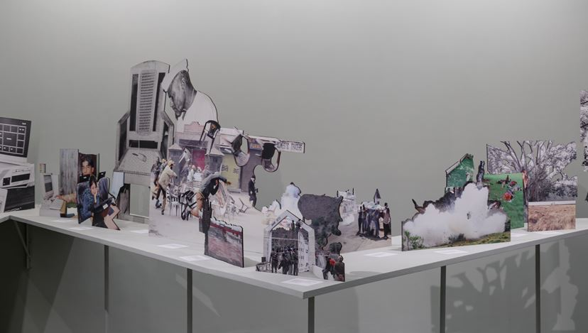 Exhibition view: CAMP—A Photogenetic Line, Experimenter, Kolkata (13 April–15 July, 2019). Courtesy Experimenter.