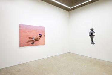 Exhibition view: Gunwoo Shin, 蝕 Sik, Gallery2, Seoul (7 October–6 November 2021). CourtesyGallery2.