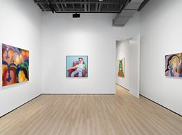 """Group Exhibition<br><em>Painting Someone</em><br><span class=""""oc-gallery"""">Almine Rech</span>"""
