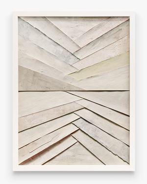 Surfaces: Fan, after Waldemar Cordeiro by Vik Muniz contemporary artwork
