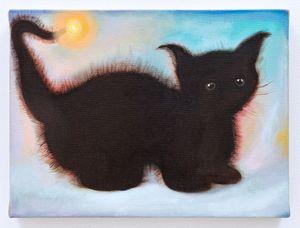 Fluffy by Tao Siqi contemporary artwork
