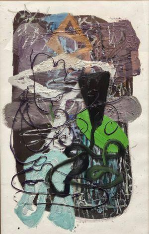 Untitled 5 by Jigger Cruz contemporary artwork