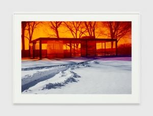 0865 by James Welling contemporary artwork