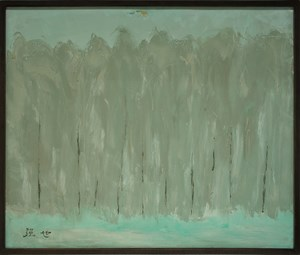 Willows 《柳樹》 by Yeh Shih-Chiang contemporary artwork