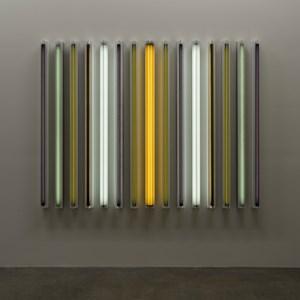 Oasis by Robert Irwin contemporary artwork installation
