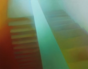 Stairs by Ma Sibo contemporary artwork