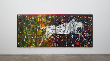 Contemporary art exhibition, Srijon Chowdhury, A Divine Dance at Anat Ebgi, Culver City, Los Angeles