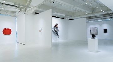 Contemporary art exhibition, Bram Bogart, Frank Stella, Su Xiaobai, Vis-à-Vis at Pearl Lam Galleries, H Queen's, Hong Kong