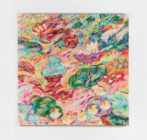 Untitled (ARP21-08) by Ayako Rokkaku contemporary artwork