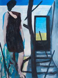 Sans Titre by Marc Desgrandchamps contemporary artwork painting