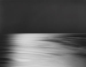Bay of Sagami, Atami by Hiroshi Sugimoto contemporary artwork