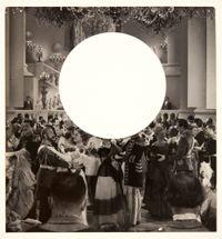 Circle XIII by John Stezaker contemporary artwork mixed media