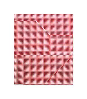 Red No. 1 by Giulia Ricci contemporary artwork