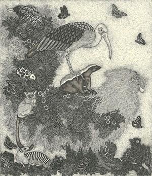 Untitled (37) by Etsuko Fukaya contemporary artwork