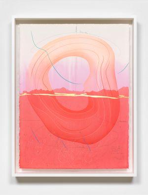 Immersion IX (3) by Jorinde Voigt contemporary artwork