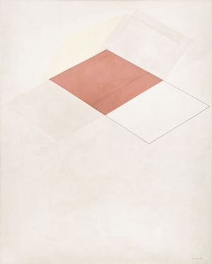 Simultaneity 71-45 by Suh Seung-Won contemporary artwork painting