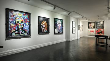 Contemporary art exhibition, Group Exhibition, Spring Contemporary at Maddox Gallery, Maddox Street, London