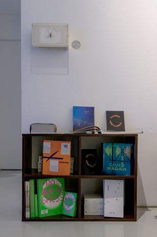 Exhibition view:contemporary, ShanghART, Singapore (1 September–31 December 2020). Courtesy ShanghART, Singapore.