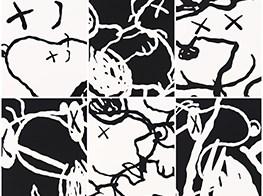 Exclusive: KAWS introduces 'Man's Best Friend' at Pace Prints