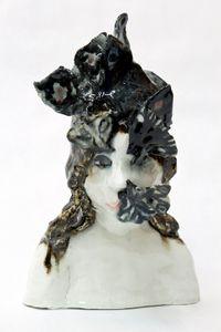 Nature study by Klara Kristalova contemporary artwork sculpture