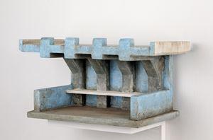 Bus Queue Shelter (Sample 1) by Sahil Naik contemporary artwork