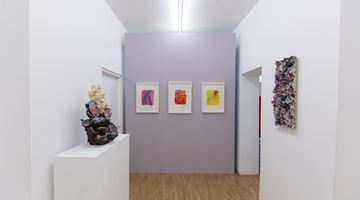 Contemporary art exhibition, Mira Makai, Keramik und Grafik at Boutwell Schabrowsky Gallery, Munich