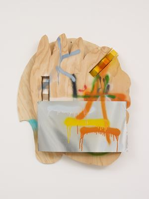 Story IX by Richard Tuttle contemporary artwork
