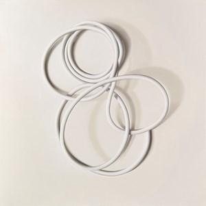 Volute by Alison Watt contemporary artwork