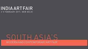 Contemporary art exhibition, India Art Fair 2017 at Sabrina Amrani, New Delhi, India