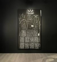 Basquiat's 'Tuxedo' Among Art Basel Highlights 2