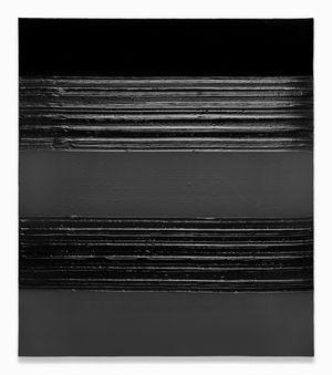 Peinture 165 x 143 cm, 31 août 2020 by Pierre Soulages contemporary artwork painting