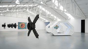 Contemporary art exhibition, Dagoberto Rodríguez, Weather report at Sabrina Amrani, Sallaberry, 52, Madrid, Spain