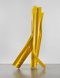 Vertical Highways A13 by Bettina Pousttchi contemporary artwork sculpture