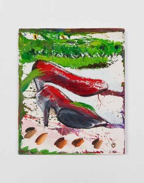 Crocodile Heels by Van Hanos contemporary artwork