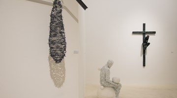 Contemporary art exhibition, Group Exhibition, Archaeology of the Present at Gajah Gallery, Singapore