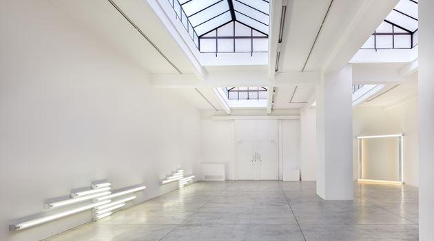 Cardi Gallery contemporary art gallery in Milan, Italy