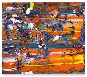 Sunset Slip by Michael Reafsnyder contemporary artwork
