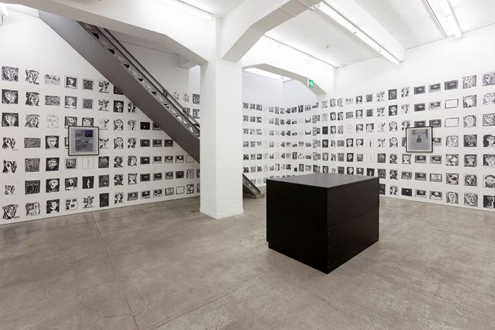 Exhibition view: Ryan Gander, Moonlighting,TARO NASU, Tokyo (19 May–16 June 2018). © Ryan Gander. Courtesy TARO NASU. Photo: Kei Okano.